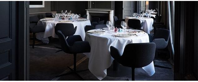 Restaurant Guy Savoy - Paris