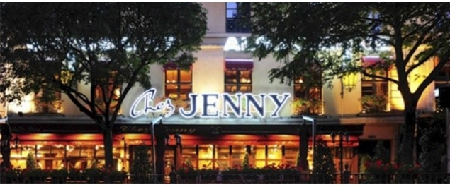 Restaurant Chez Jenny - Paris