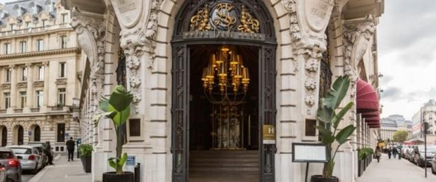 Restaurant Josefin (Hôtel Banke Opéra Autograph Collection *****) - Paris