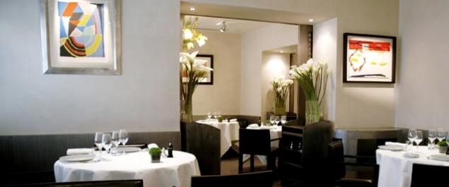Restaurant Carré des Feuillants** - Paris