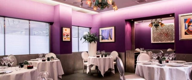 Restaurant Carré des Feuillants* - Paris