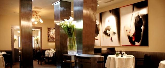 Restaurant Carré des Feuillants - Paris