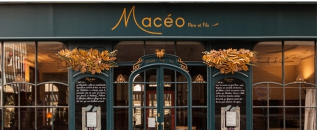 Restaurant Macéo - Paris