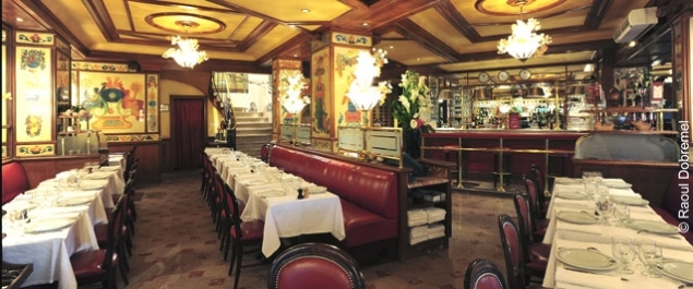 Restaurant Au Pied de Cochon - Paris