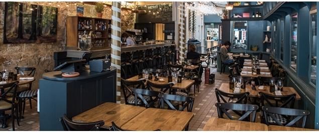 Restaurant Les Fous de l'Ile - Paris