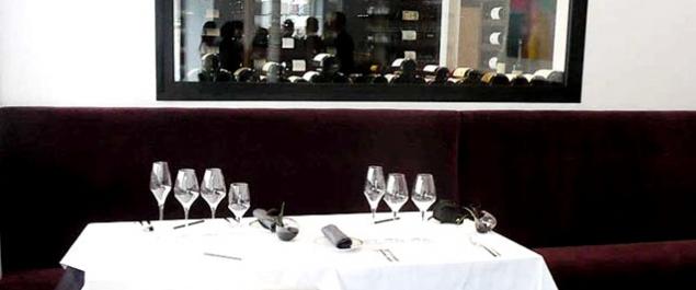 Restaurant Il Vino d'Enrico Bernardo - Paris