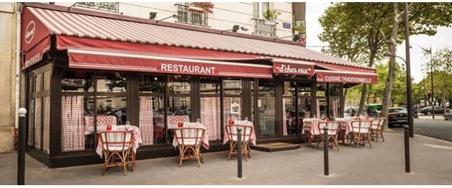 Restaurant D'Chez Eux - Paris