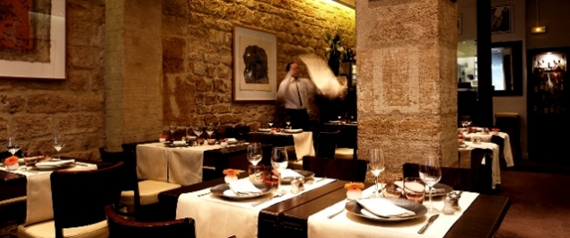 Restaurant Dominique Bouchet - Paris
