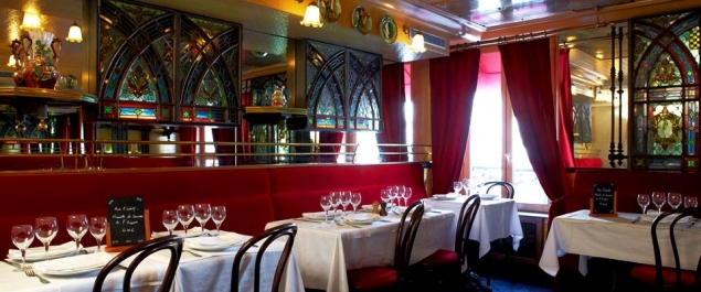 Restaurant le ballon des ternes traditionnel paris paris 17 me - Restaurant el ward porte maillot ...