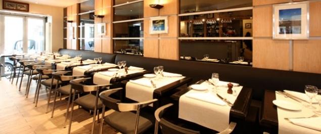 Restaurant L'Huitrier - Paris