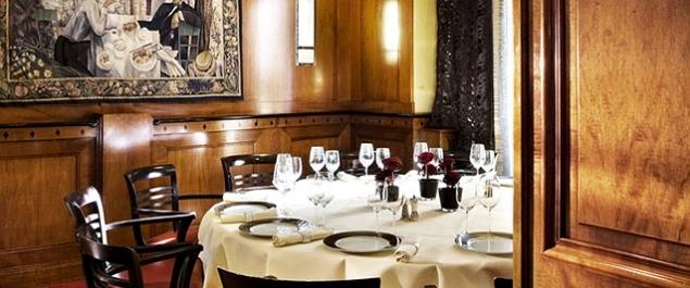 Restaurant Michel Rostang - Paris