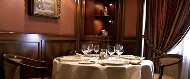 restaurant michel rostang haute gastronomie paris paris