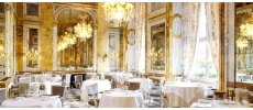 Restaurant Les Ambassadeurs Haute gastronomie Paris