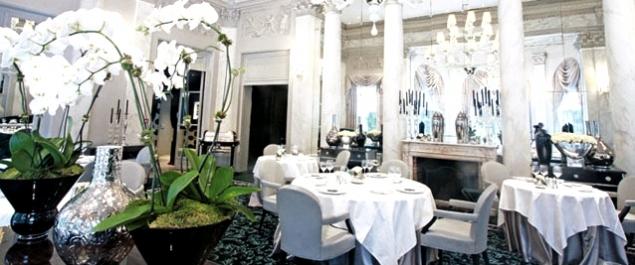 Restaurant Le Pré Catelan - Paris