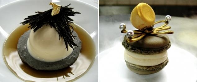 Restaurant L'Atelier de Joel Robuchon - St Germain - Paris