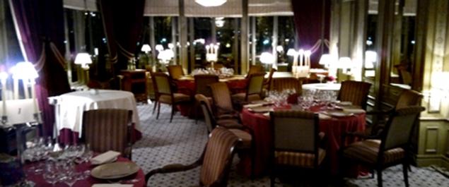 Restaurant Pavillon Ledoyen - Paris