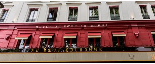 Restaurant Au Boeuf Couronne - Paris