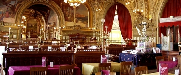 Restaurant Le Grand Véfour - Paris