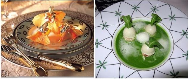 Restaurant Le Grand Véfour - Paris