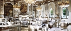 Restaurant Le Meurice Star restaurant Paris