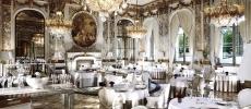 Le Meurice Star restaurant Paris