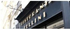 Ristorante Fellini Italien Paris