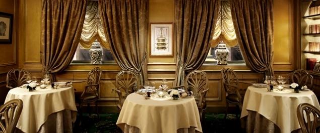 Restaurant Le Céladon (Hôtel Westminster ****) - Paris