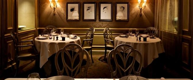 Restaurant Le Céladon - Hôtel Westminster - Paris