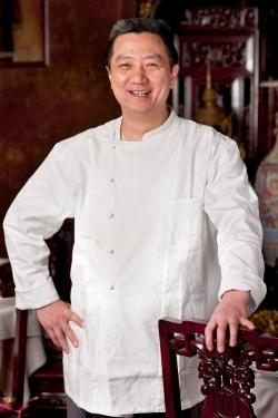 Le Chef Mansze Wong - Restaurant Passy Mandarin