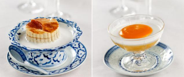 Restaurant Passy Mandarin Photo Desserts