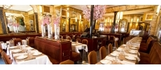 Restaurant Le Vaudeville Traditionnel Paris