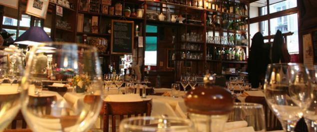 Restaurant Je Thé...Me - Paris