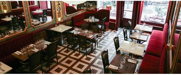 Restaurant Le Pharamond - Paris