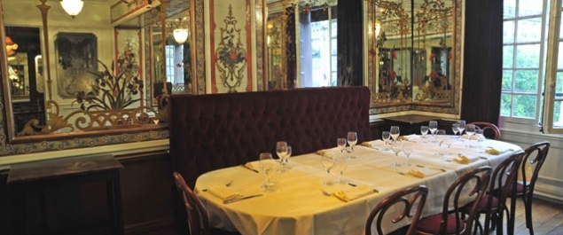 Restaurant Le Pharamond Photo Grand Salon