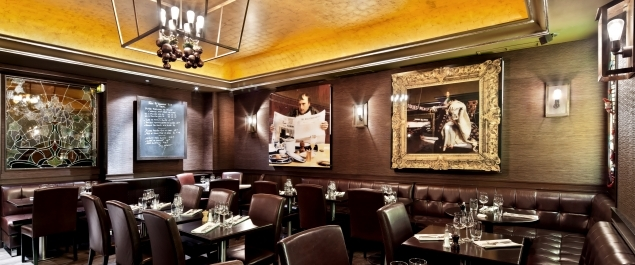 Restaurant brasserie flottes traditionnel paris paris 1er for Deco in paris avis