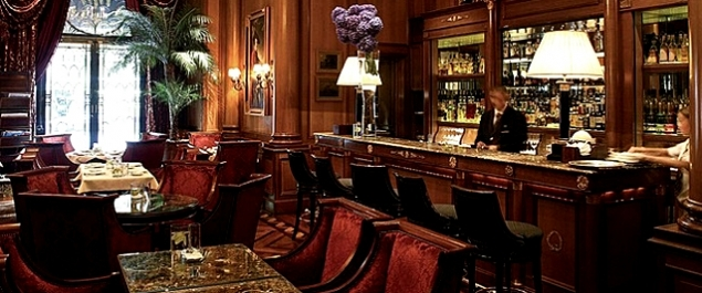 Restaurant Le Cinq - Paris