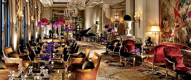 Restaurant Le Cinq *** (Four Seasons Hotel George V *****) - Paris