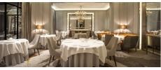 Restaurant Monsieur Restaurant (Hôtel Lancaster Paris *****) Gastronomique Paris