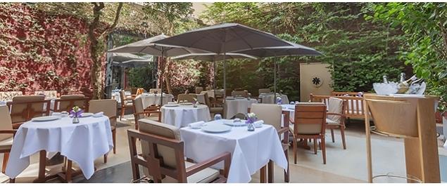 Restaurant Monsieur Restaurant (Hôtel Lancaster Paris*****) - Paris