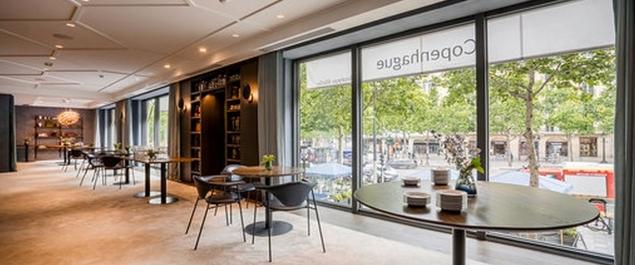 Restaurant Copenhague - Paris