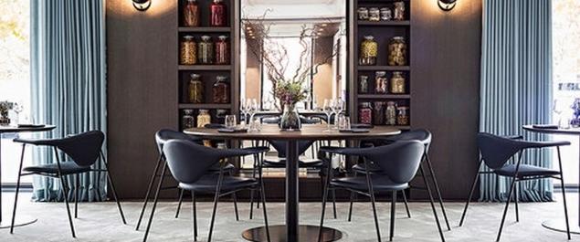 Restaurant Copenhague * - Paris