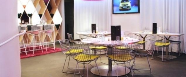 Restaurant L'Atelier Renault Café - Paris