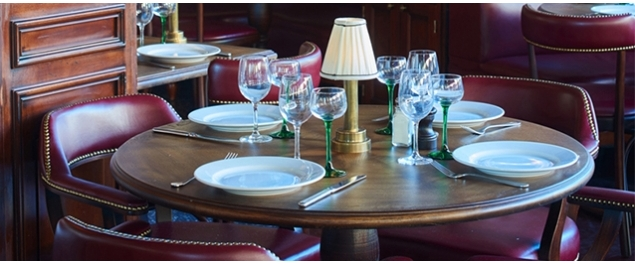 Restaurant L'Alsace - Paris