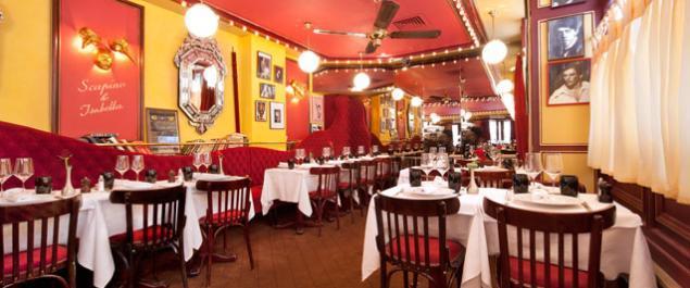Restaurant Bistro des Deux Théâtres - Paris