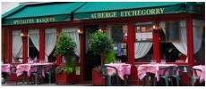 Auberge Etchegorry Traditionnel Paris