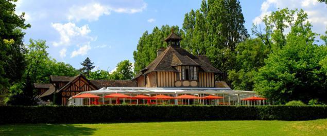 Restaurant La Faisanderie - Marnes-la-Coquette