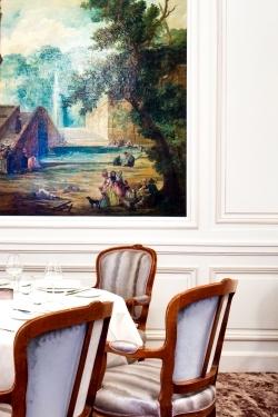 Le Chef Amandine Chaignot - Restaurant Raphael