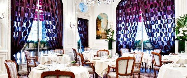 Restaurant Raphael Le Restaurant (Hôtel Raphael *****) - Paris