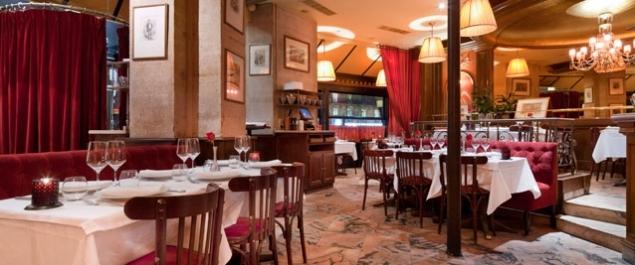 restaurant bistro melrose traditionnel paris paris 17 me. Black Bedroom Furniture Sets. Home Design Ideas