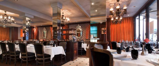 Restaurant le grand bistro saint ferdinand traditionnel paris paris 17 me - Restaurant el ward porte maillot ...